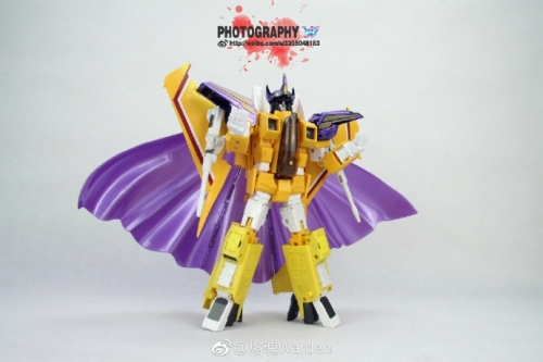 Transformer Toy YES MODEL YM MP-11S Sunstorm Sun Storm