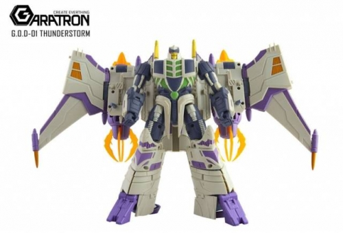 For Sale! GARATRON GOD01 GOD-01 THUNDERSTORM